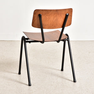 Restored Amsterdam Modernist Chair