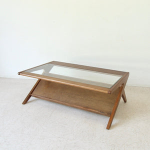 Rudy Magazine Coffee Table