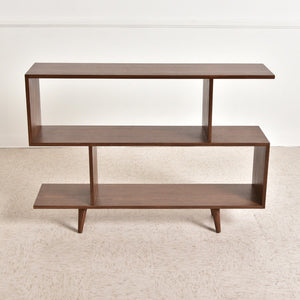Shelby American Walnut Bookshelf