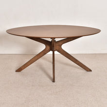 "Load image into Gallery viewer, ""Miles"" Oval Dining Table"