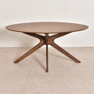 """Miles"" Oval Dining Table"