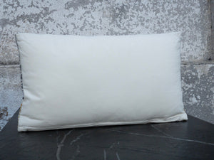 Color stitched pillow