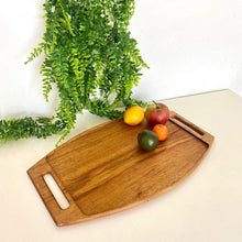 Load image into Gallery viewer, Mid Century  Danish Teak Tray