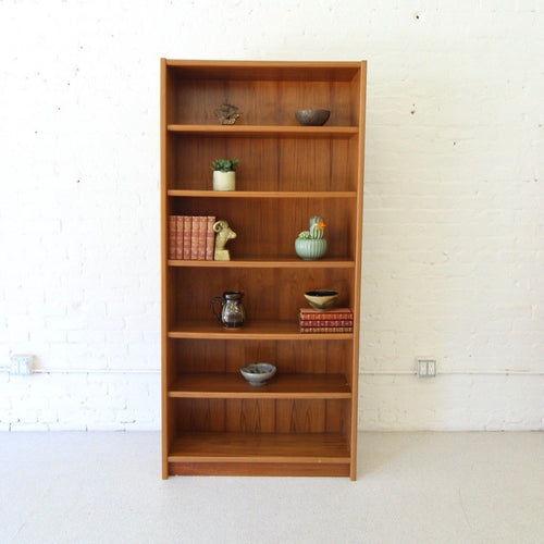 Danish Teak  Large Bookshelf