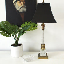 Load image into Gallery viewer, Antique  Hollywood Glamour  Lamp