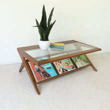 Load image into Gallery viewer, Rudy Magazine Coffee Table