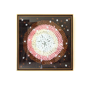 Framed Flower Art