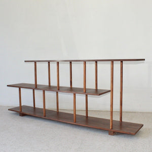 Santa Monica Multi Level Bookcase