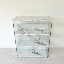 Load image into Gallery viewer, Sleek Faux Marble Shelf