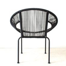 Load image into Gallery viewer, Izzy Outdoor Chair in Black