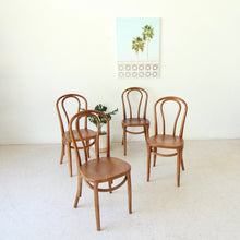 Load image into Gallery viewer, Antique style cafe chair