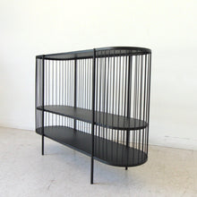 Load image into Gallery viewer, Black Deco Modernist Shelf