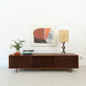 Sunbeam Exclusive Slat Credenza