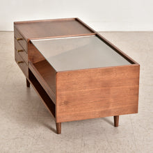 Load image into Gallery viewer, Ella Three-Drawer Coffee Table