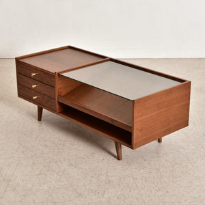 Ella Three-Drawer Coffee Table