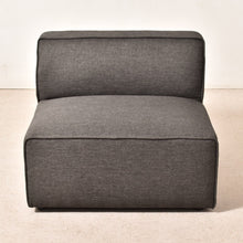 Load image into Gallery viewer, Grey Modern Lounge Chair