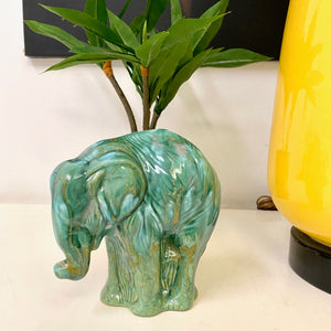California Pottery Elephant