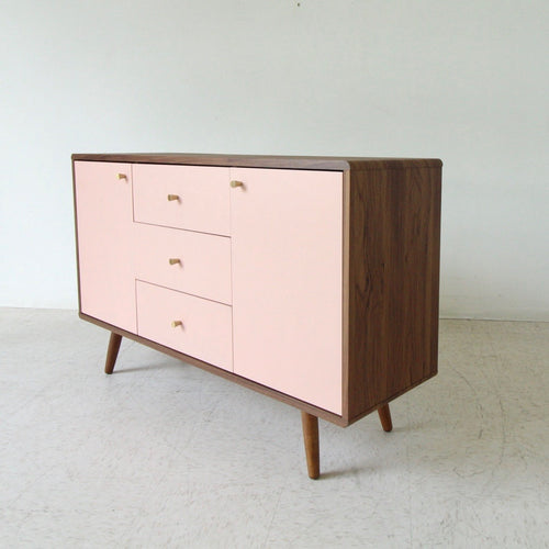 """Mika"" Credenza Buffet in Cream Corral"