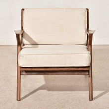 Load image into Gallery viewer, Ziggy Lounge Chair in Cream
