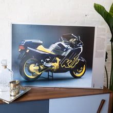 Load image into Gallery viewer, BMW K 1 Poster on Foamboard