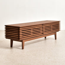 Load image into Gallery viewer, Lawford 5 Foot Slat Credenza