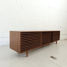 Load image into Gallery viewer, Harlow Slatted Console