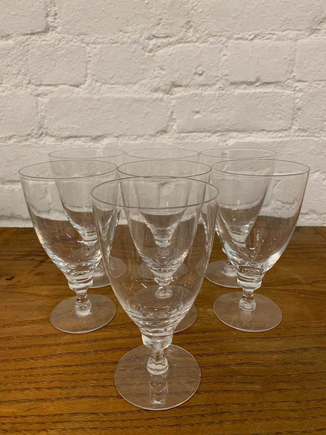 Dessert Glasses - Set of 7