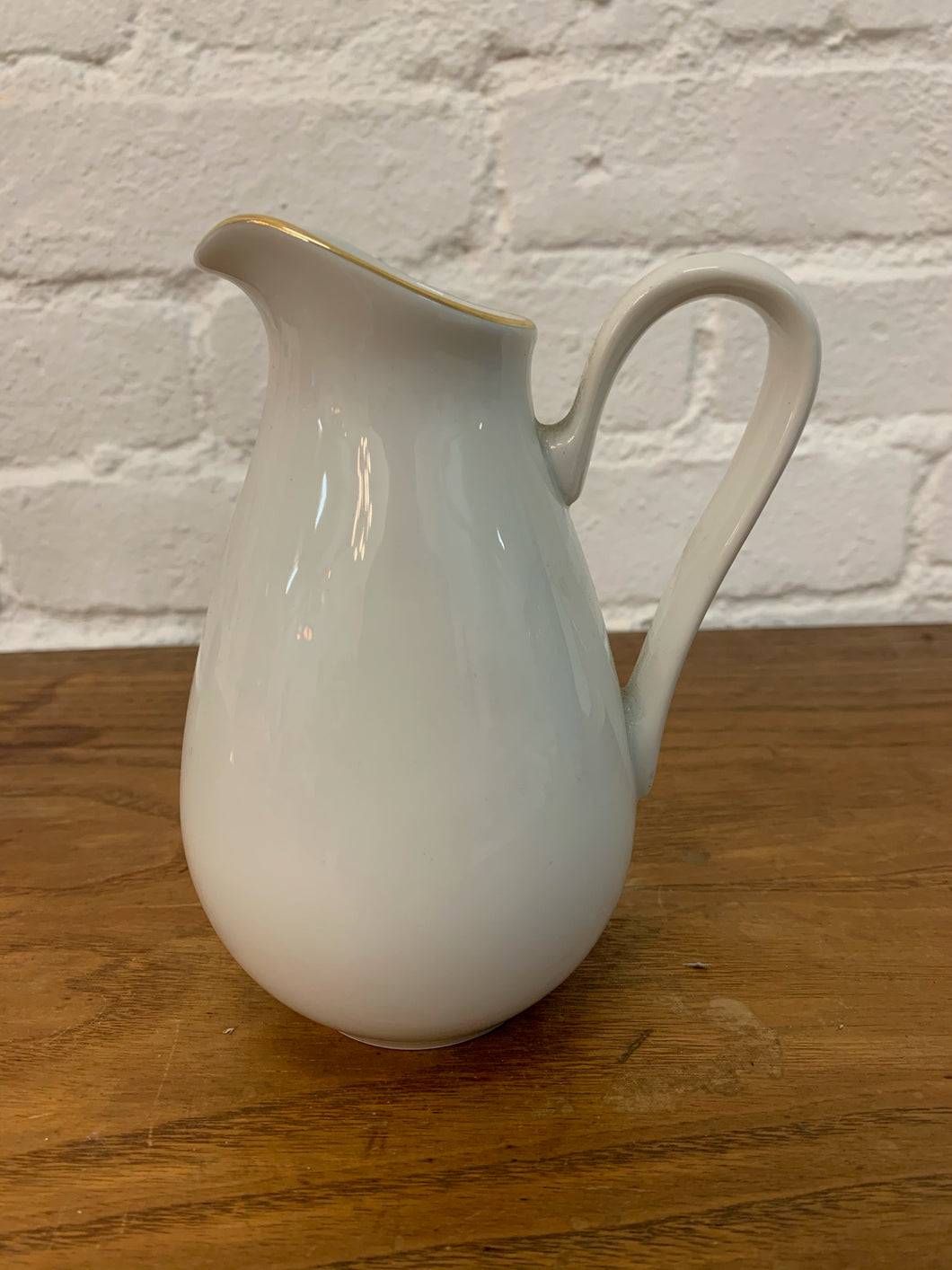 Classic Ceramic Pitcher