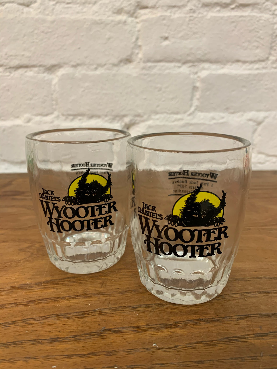 Wyooter Hooter Glasses - Set of 2