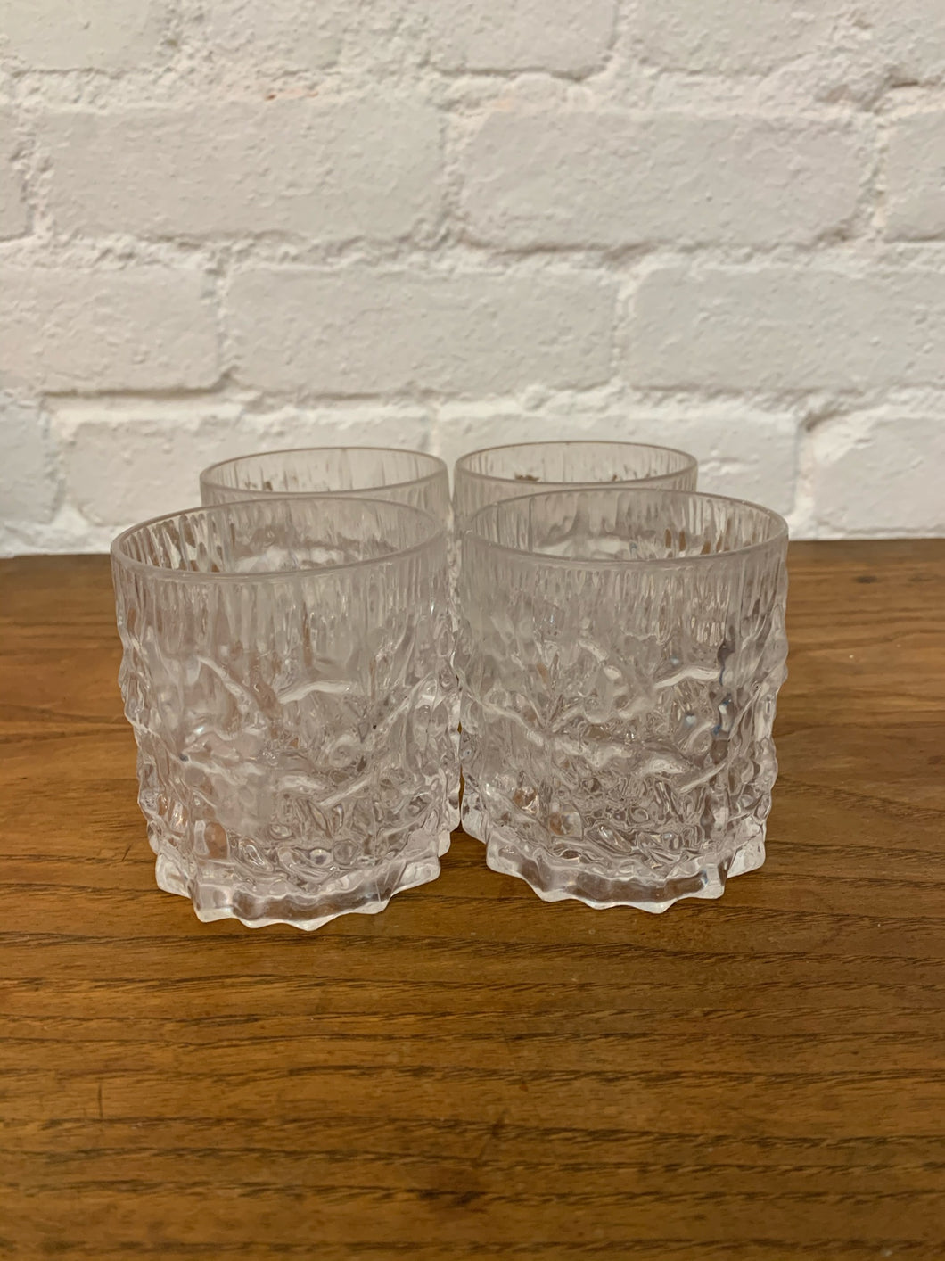 1960's Swedish Cocktail Glasses - Set of 4
