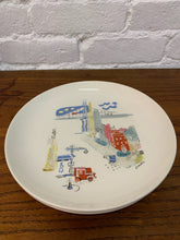 Load image into Gallery viewer, Hand Painted Signed Plate - Set of 2