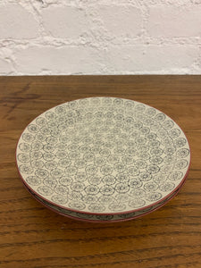 Flowers Together Plate