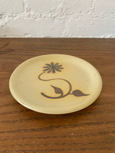 Flower Sleep Plate - As Is