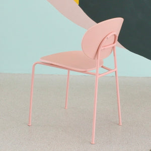 Niki Chair in Pink