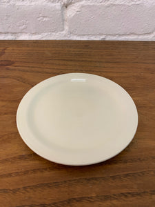 White California Ware Plate