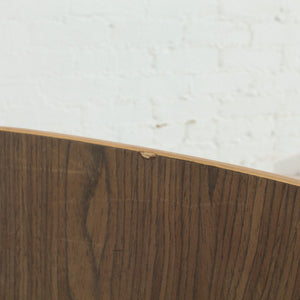 Walnut Plywood Desk Chair