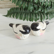 Load image into Gallery viewer, Vintage Salt & Pepper Love Birds Shakers