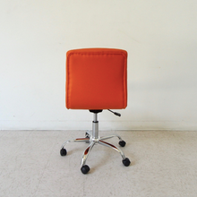 Load image into Gallery viewer, Lucy Orange Armless Office Chair