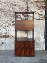 Load image into Gallery viewer, Walnut rosewood hutch