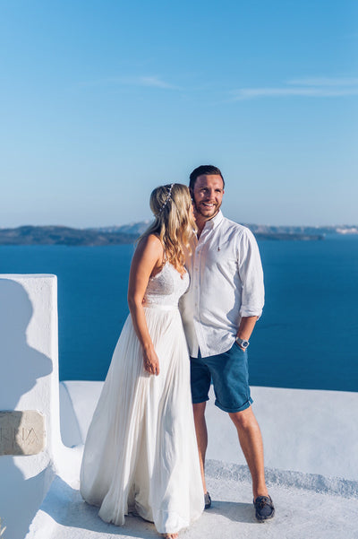 A Grecian Wedding