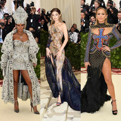 Best looks Of The 2018 Met Gala
