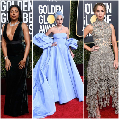 Best Looks Of The Golden Globes 2019
