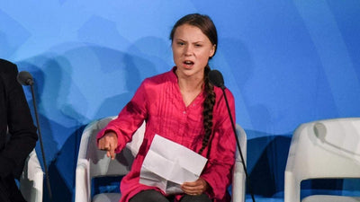WOMAN OF THE MONTH: GRETA THUNBERG