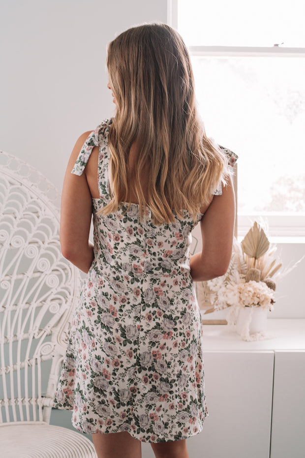 Dakota Dress - Floral Print