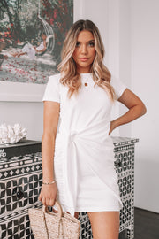 Barta Dress - White