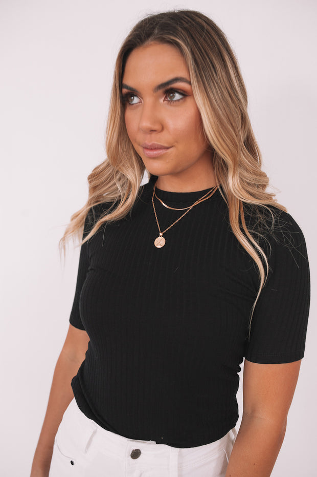 Micah Top - Black