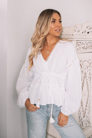 Keeks Top - White