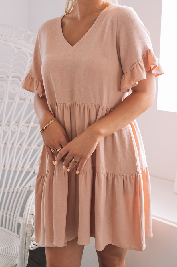 Robin Dress - Pink