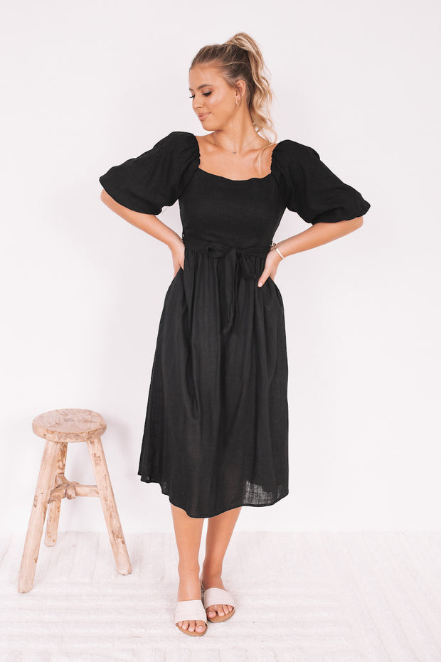 Liv Dress - Black