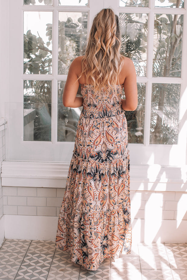 Lyrebird Dress - Print
